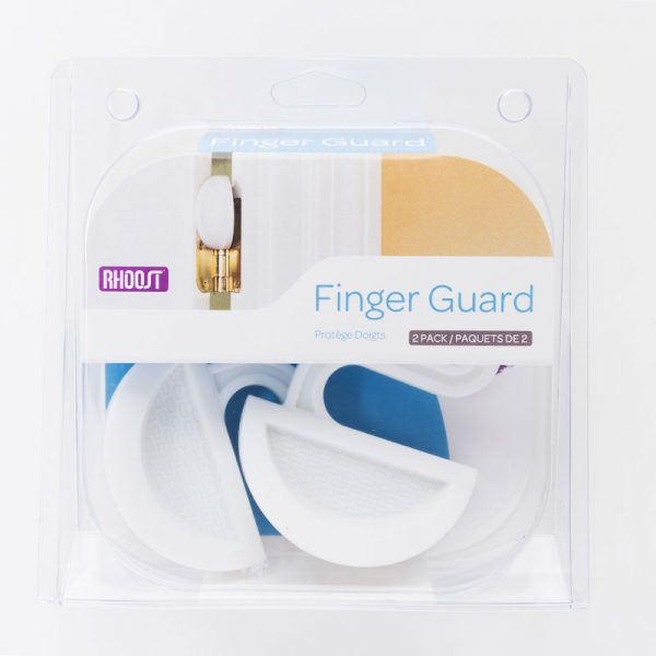 Rhoost Finger Guard 2 pack in white
