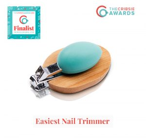 Cribsie Award Rhoost Easiest Nail Clipper